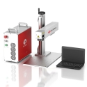 """Compact """"table top"""" marking system fiber laser"""