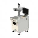 Open marking system fiber laser