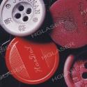 Plastic marking CO2 laser