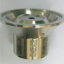 Metals marking fiber laser