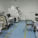 Laser application laboratory