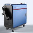 100W lazerinio valymo sistema