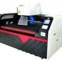 Lazerinė sistema tekstilės pjaustymui
