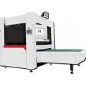 Jeans denim laser engraving system