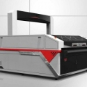 Laser system for sportswear manufacturing