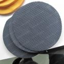 Filter material cutting