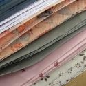 Textile materials cutting